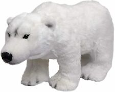 Fao Schwarz 18� Polar Bear Plush Stuffed Animal Brand New With Tags