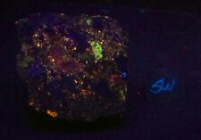 Fluorescent Sphalerite Horn Silver Mine Utah Specimen