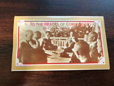 1992 TO THE HEROES OF CORREGIDOR $5 COMMEMORATIVE COIN
