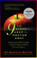 The 9 Steps to Keep the Doctor Away by Rashid Buttar |P.D.F|