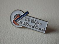 Pin's vintage Collector épinglette publicitaire crêpe de BROCELIANDE Lot L122