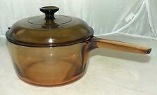 Corning Vision 2.5 Liter Stock Pot Cook Ware Green Cooking Glass