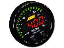 AEM 30-0308 X-Series Boost Pressure Gauge -30 ~ 60PSI