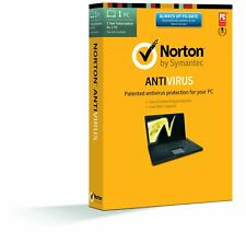 Norton Antivirus/Internet Security/Norton 360  2020 1 User 1 PC 1 Year (Windows)