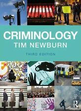 Criminology (Volume 1), Newburn, Tim, Good Book
