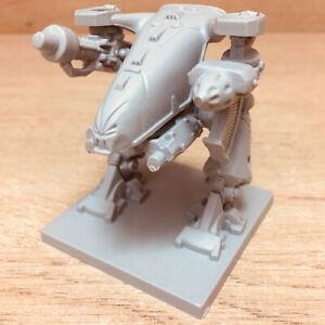 Space Crusade MK VII Chaos Dreadnought Plama Gun + Rocket Launcher MB/GW 1990