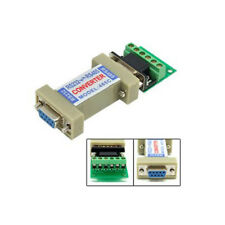 RS232 to RS485 Two-way Converter Adapter Data Interface Communication Serial Set