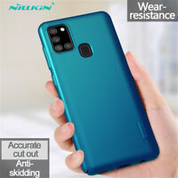 NILLKIN For Samsung Galaxy A21S A41 Shockproof Frosted Shield Hard Case Cover