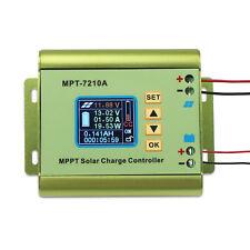 DROK 600W MPPT Power Supply Module Adjustable Voltage Regulator solar Controller