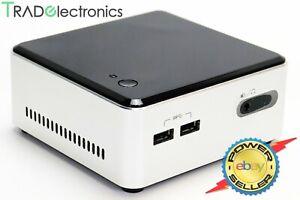 (💎A+) Intel NUC Kit D34010WYKH i3-4010U 4GB 60GB SSD Mini PC Desktop【Mint】