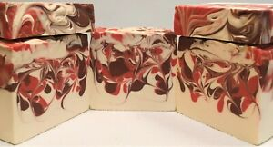 Handmade All Natural Healthy Soaps-Spiced Orange