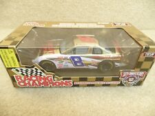 1998 Racing Champions 1:24 Gold NASCAR Hut Stricklin Circuit City Monte Carlo