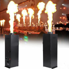 2x 200w DMX Fire Thrower Effect Projector DJ Stage Show Xmas Party Flame Machine