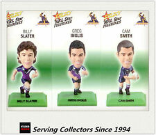 2008 Select NRL Color Figurine Collectable Trading CARDS team Set Storm (3)