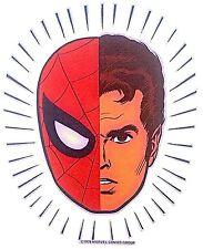 Vintage 70s Spiderman Peter Parker Iron-On Transfer Marvel Comics Super Rare!