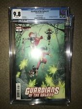 Guardians of the Galaxy (Volume 6) #3 CGC 9.8 Spider-woman variant free shipping