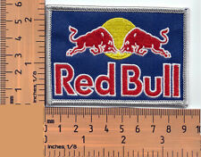 Red Bull Formula one Quality Embroidered Cloth Patch