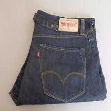 Mens Dark Blue Indigo LEVI STRAUSS W30 L32 Vintage Red Tab Denim Jeans #D2946