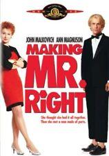 MAKING Mr.RIGHT (Et la femme créa l'homme parfait) // DVD neuf