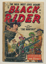 BLACK RIDER No. 26 - SYD SHORES - KID COLT- 1954 ATLAS COMICS MARVEL