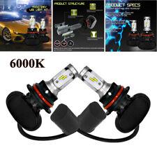 1Pair DC9-32V 8000LM 9004 HB1 Car LED Headlight Kit  Hi Low Beam 6000K 25W/Bulb