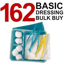 Livingstone Basic Wound Dressing Pack, 162 pieces per Carton