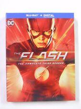 Flash: The Complete Third Season 4-Disc Blu-ray Set