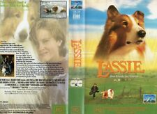 LASSIE - Helen Slater -VHS - PAL -NEW - Never played! - Original Oz release