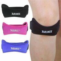 Knee Support Brace Patella Tendinitis Belt Sports Hiking Running Jump Protector