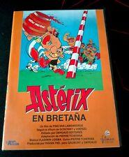 ASTÉRIX EN BRETAÑA  - DVD -  DIBUJOS ANIMADOS -  OBÉLIX  - PANORÁMIX - AVENTURAS