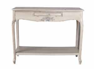Console Table Cottage Vanity Wall Side Table Console Flurtisch