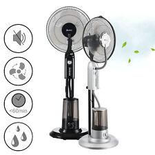 [in.tec] Stand-Ventilator mit Ultraschall-Sprühnebel Wasser Ventilator leise