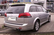 Opel Vectra C Caravan Kombi Heckansatz Hecklippe Ansatz Lippe DB-Line tuning-rs