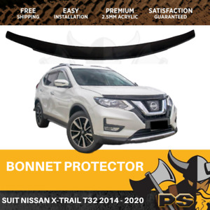 Bonnet Protector for Nissan X-TRAIL XTRAIL 2014 - 2020 T32 Tinted Guard