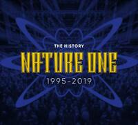 NATURE ONE-THE HISTORY (1995-2019)  4 CD NEUF