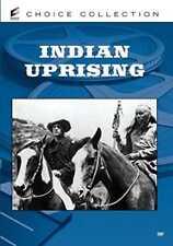 Indian Uprising DVD (1952) - George Montgomery, Audrey Long, Carl Benton Reid