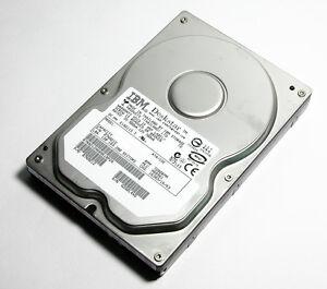 80 GB Ide IBM Deskstar IC35L080AVVA07-0 Internal Hard Drive New
