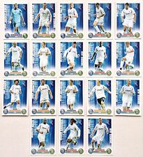 Bolton Wanderers 18 Cards Topps Match Attax 2007-2008 Red Backs