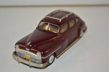 AGM 1/43 DeSoto De soto Suburban Handmade Resin Model Car perfect mint