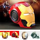 Iron Man 아이언맨 휴대용 블루투스 스피커 / Gold color