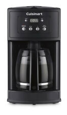 Cuisinart 12 Cups Black Coffee Maker