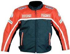 Kids motorcycle motorbike textile motocross jacket children's clothing unisex