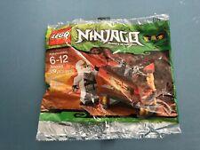 Brand New Lego Ninjago Polybag # 30086