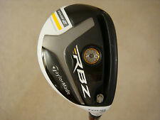 Taylor Made RBZ Tour 3H Hybrid 18.5* Rocketfuel 80g X-FLEX NICE! (no cover)