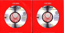 Pearl Jam PROMO 2x CD ALBUM Twenty ORIGINAL MOTION PICTURE SOUNDTRACK