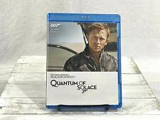 Quantum of Solace (Blu-ray 2015) James Bond Daniel Craig