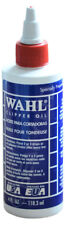 Genuine WAHL Clipper Oil 118.3ml (4 FL OZ) Bottle for Clippers and Trimmers NEW