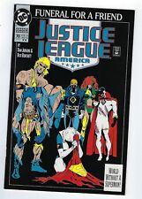 Justice League America #70 2nd print (1993 DC Comics) *High grade.