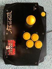 Hori Real Arcade Tekken 3 Fight Stick Ps1 Ps2