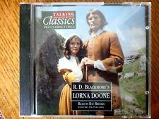 2 CD AUDIO BOOK - LORNA DOONE -Talking Classics No 10